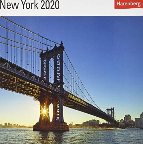 9783840021565: Mirau, R: New York - Kalender 2020