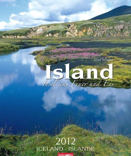 9783840052644: Island - Insel aus Feuer und Eis 2012