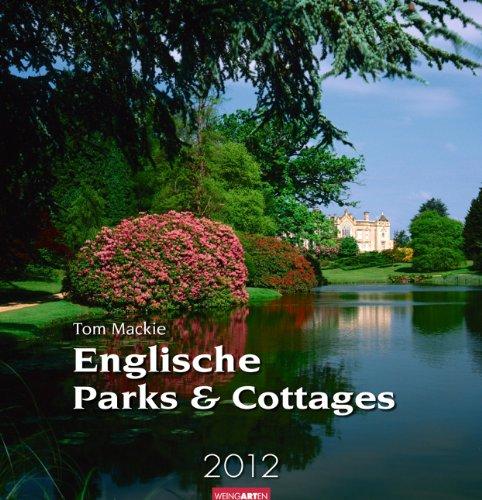 9783840052767: Englische Parks und Cottages 2012