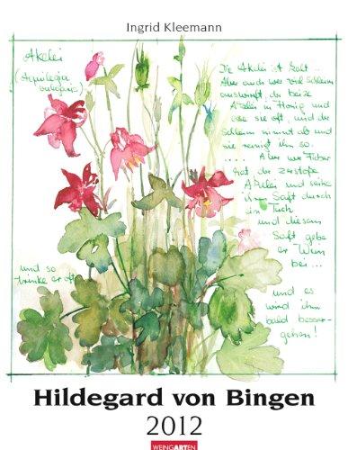 9783840053139: Hildegard von Bingen 2012