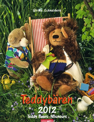 9783840053207: Teddybären 2012