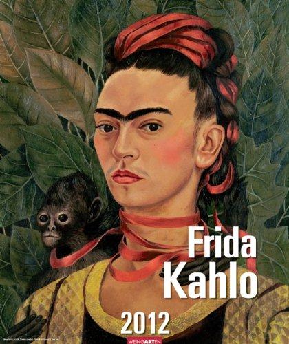 9783840053771: Frida Kahlo 2012