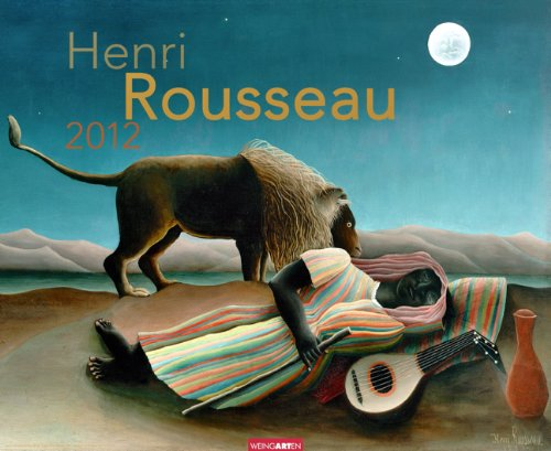 9783840054266: Henri Rousseau 2012 Kalender: Fine Arts