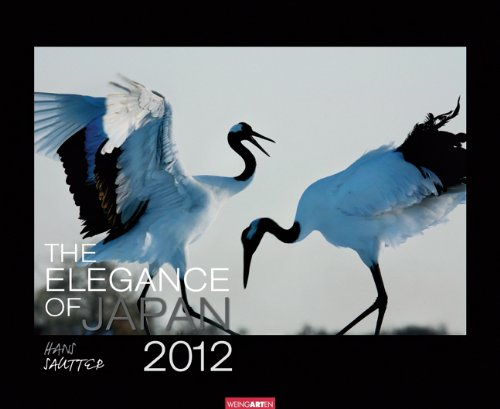 9783840054280: The Elegance of Japan 2012 Kalender