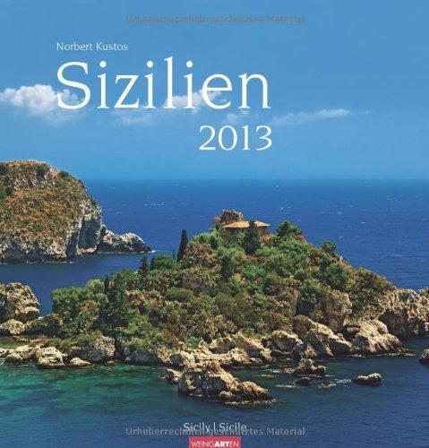 9783840056253: Sizilien 2013