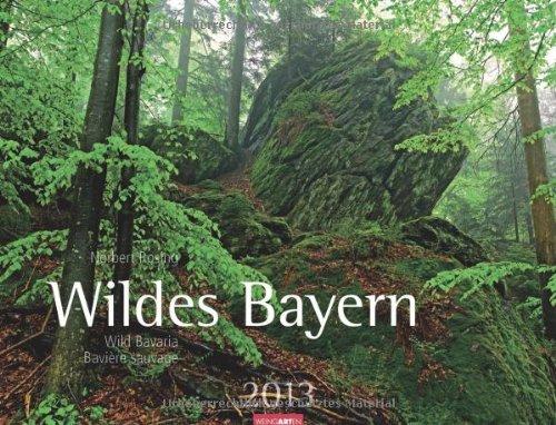 9783840057885: Wildes Bayern 2013