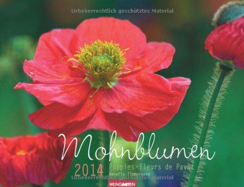 9783840059643: Mohnblumen 2014