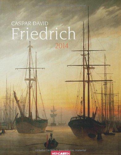 9783840059803: Caspar David Friedrich 2014