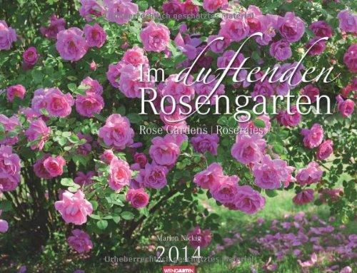 9783840060601: Im duftenden Rosengarten 2014/Rosen Gardens 2014/Roseraies 2014