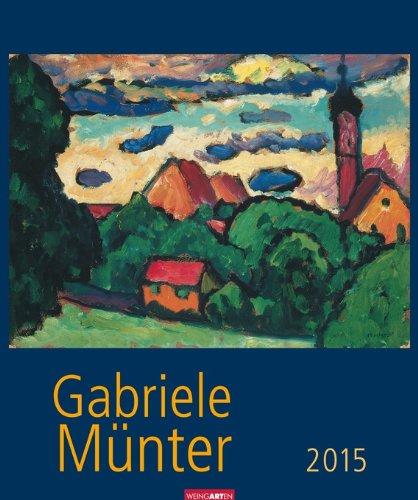 9783840061240: Gabriele Münter 2015