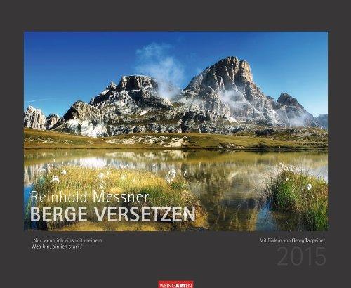 9783840061318: Berge versetzen 2015: Mit Zitaten