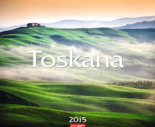 9783840061554: Toskana 2015