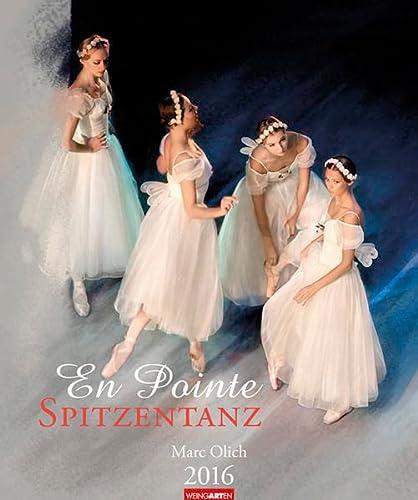 9783840063923: En pointe - Spitzentanz 2016