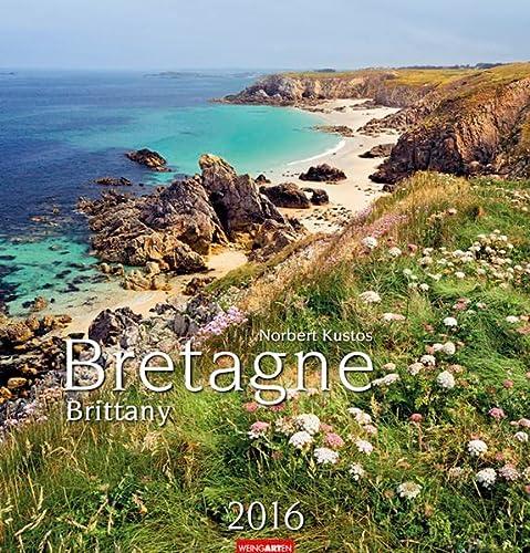9783840064777: Bretagne 2016