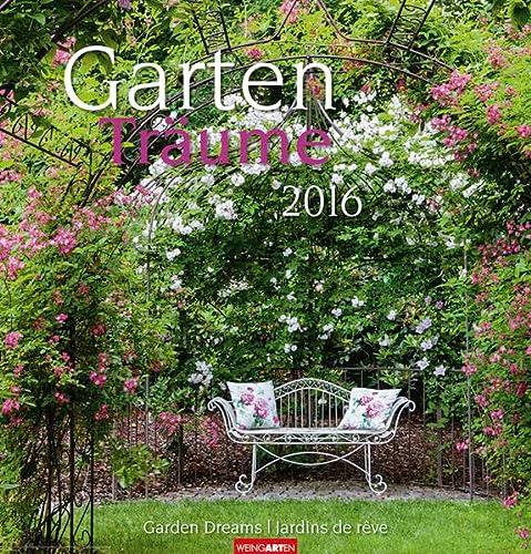9783840064814: Gartenträume 2016