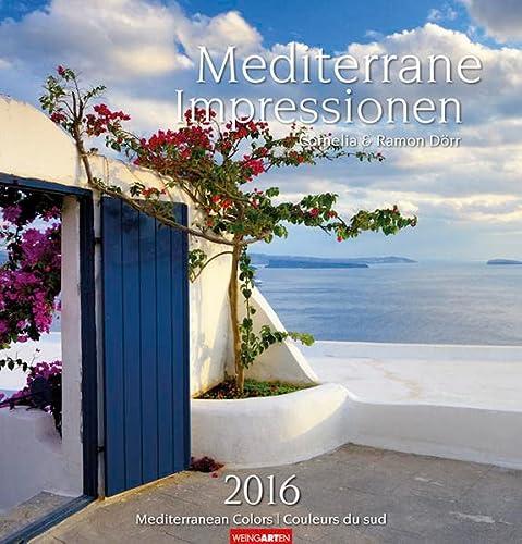 9783840064845: Mediterrane Impressionen 2016