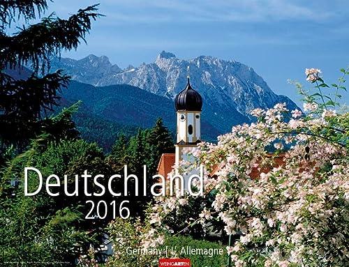 9783840065040: Deutschland 2016