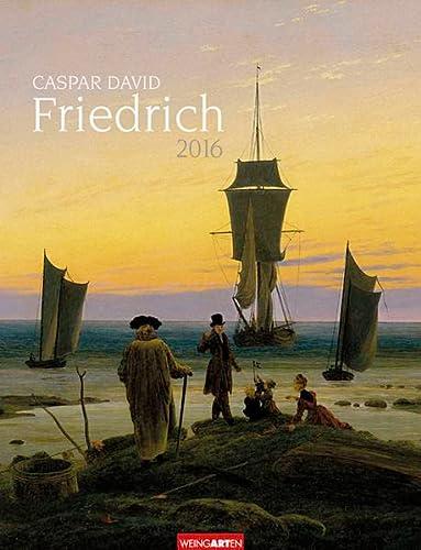 9783840065354: Caspar David Friedrich 2016