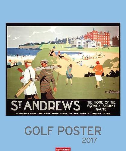 9783840069208: Golf Poster - Kalender 2017