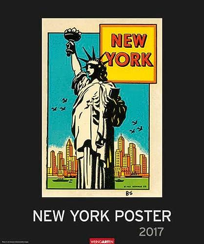 9783840069215: New York Poster - Kalender 2017