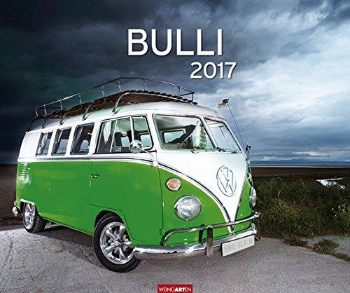 9783840069550: Bulli - Kalender 2017
