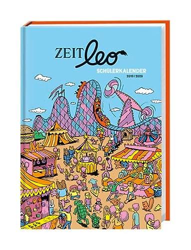 ZEIT LEO Schülerkalender A5 2020 11,5x16,3cm - Heye