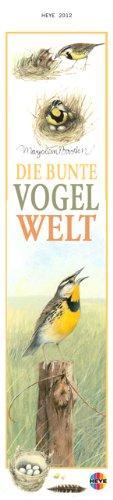 9783840106491: Die bunte Vogelwelt 2012