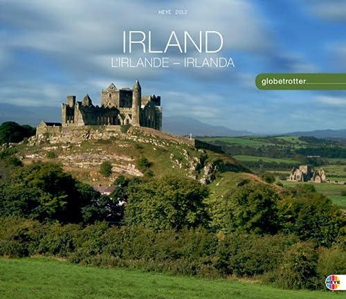 9783840107894: Irland Globetrotter 2012: Von rauen K�sten und gr�nen H�geln