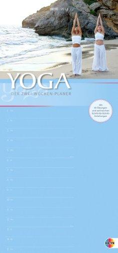 9783840110399: Yoga 2012 2-Wochen-Planer