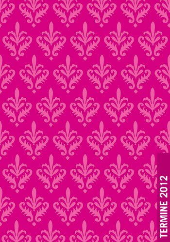 9783840111198: times & more Terminer Tapete pink 2012