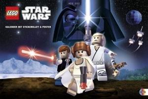 9783840113543: LEGO Star Wars 2012 Broschur XL