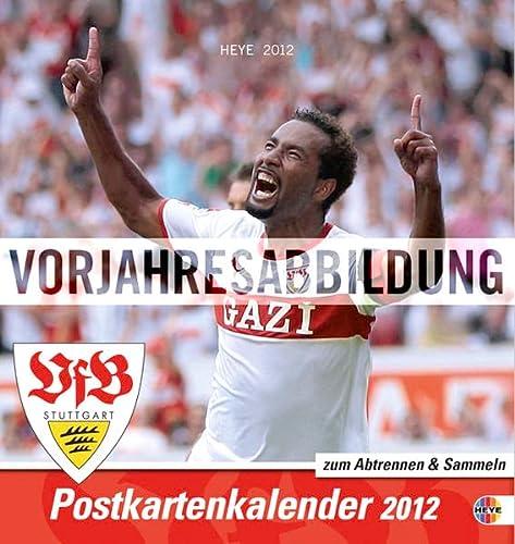 9783840116810: VfB Stuttgart 2013. Sammelkarten Postkartenkalender