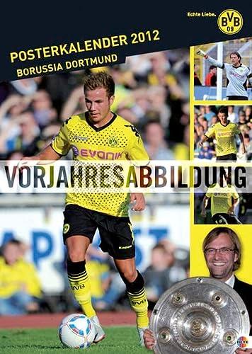 9783840119286: Borussia Dortmund 2013. Posterkalender