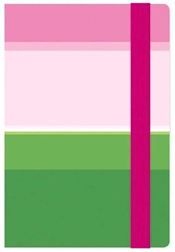 9783840126062: Streifen&Art grünpink groß