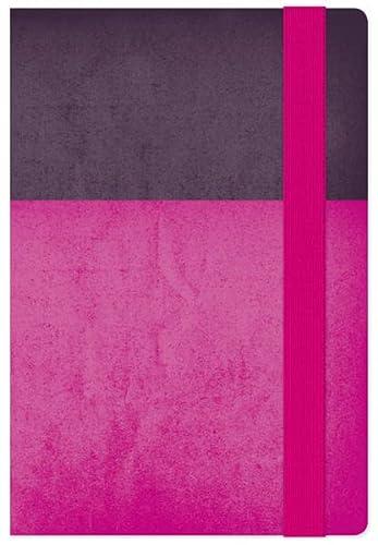 9783840126123: Flächen&Art pinkaubergine groß