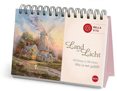 9783840128882: Thomas Kinkade - Land im Licht Geschenkbuch