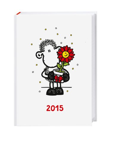 9783840131134: Sheepworld 17-Monats-Kalenderbuch A6 2015