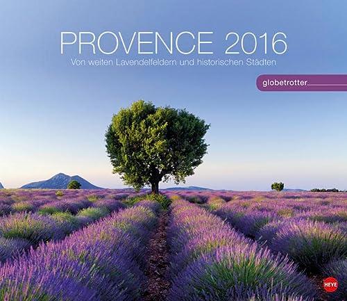 9783840136283: Provence Globetrotter 2016
