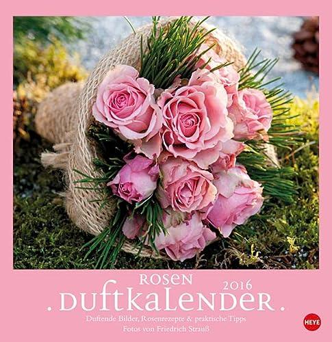 9783840136351: Rosenduftkalender 2016