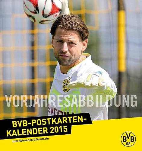 9783840138959: Borussia Dortmund 2016 Postkartenkalender