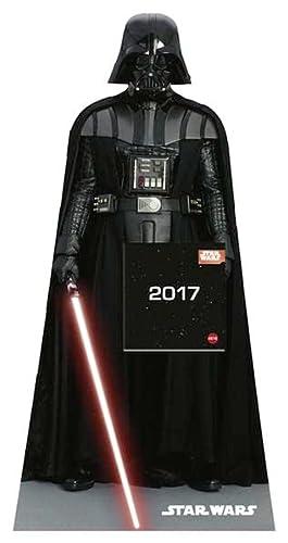 9783840146701: Star Wars Stanzaufsteller - Kalender 2017