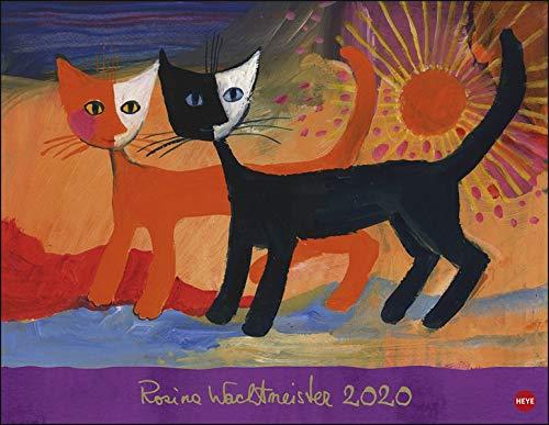 9783840165818: Wachtmeister Posterkalender 2020