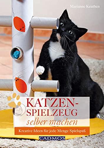 9783840440199: Katzenspielzeug Selbst Machen: Kreative Ideen Für Jede Menge  Spielspaß