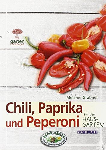 9783840481024: Chili, Paprika und Peperoni