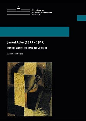 Jankel Adler (1895 - 1949): Annemarie Heibel