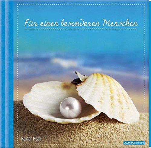 9783840707056: Geschenkbuch - Für einen besonderen Menschen - (16 x 16,5)