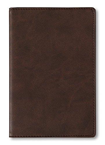 9783840709012: Adressbuch Tucson Brown - Notizbuch / Taschenplaner braun (11 x 17) - 112 Seiten