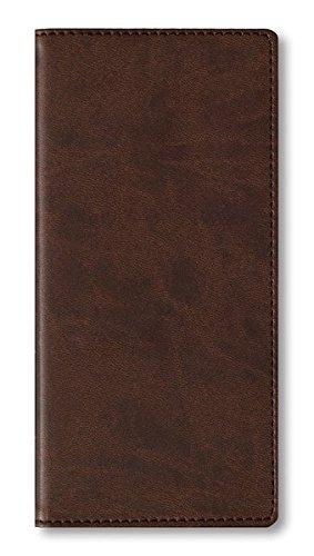 Adressbuch Pocket Tucson Brown: Alpha Edition