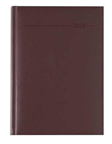 Agenda Settimanale 2020 Balacron Nera 15x21 cm