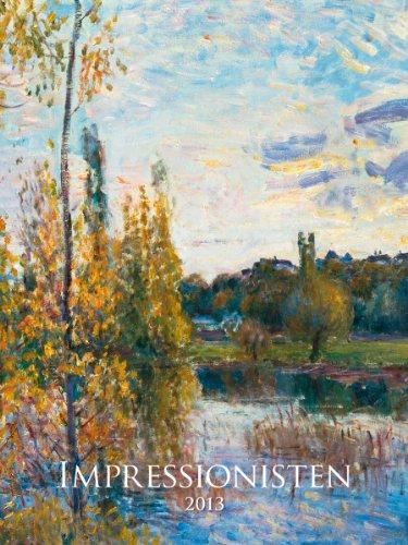 9783840734090: Impressionisten 2013